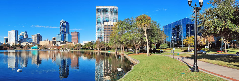 Visita guiada por Orlando