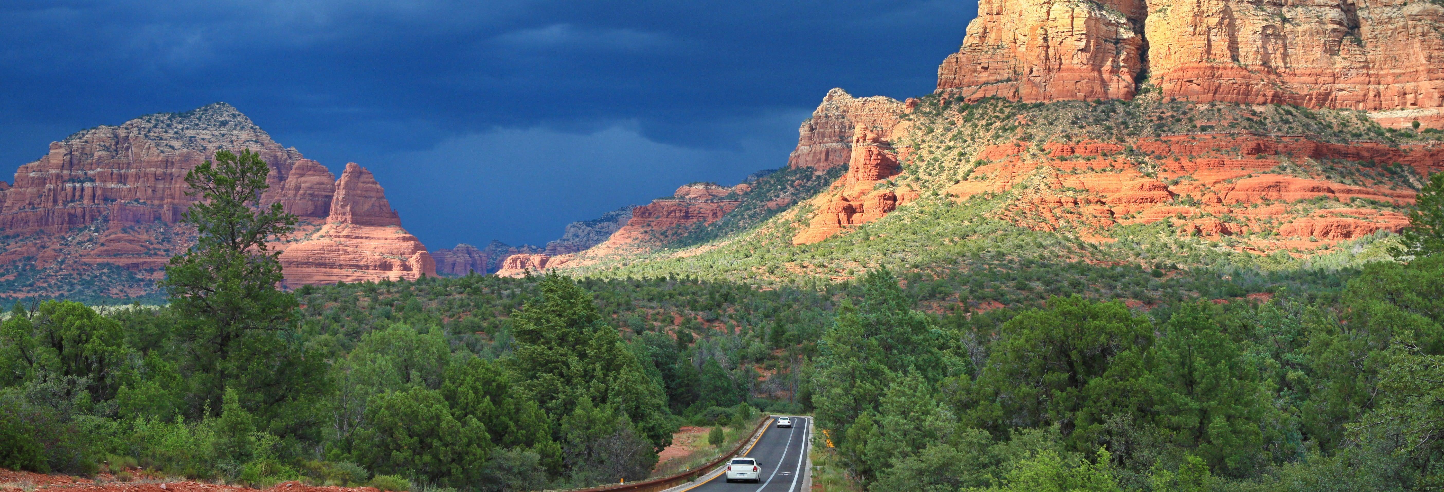 Excursão ao Grand Canyon e Sedona
