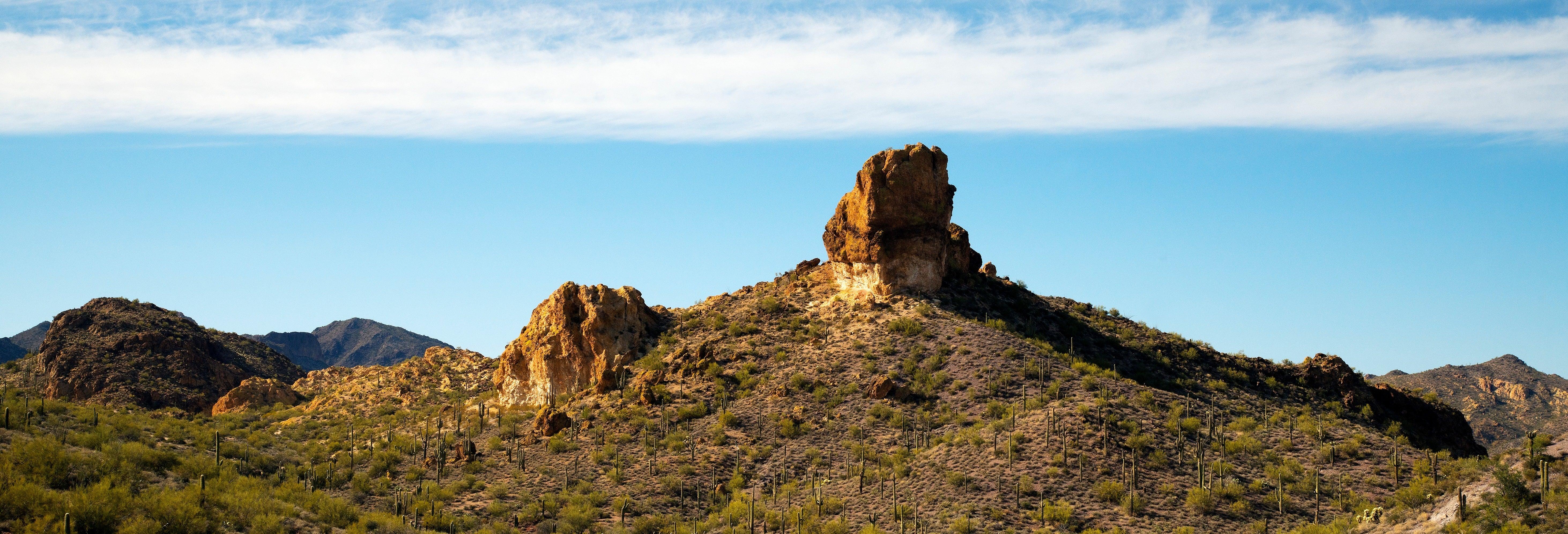 Quad Biking in the Sonoran Desert