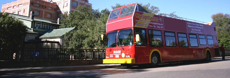 Bus touristique + Musée Buckhorn et Legoland
