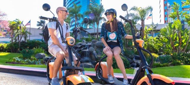 Tour en moto eléctrica por San Diego
