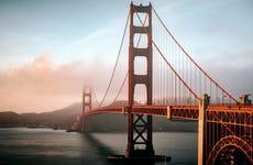 Ônibus turístico de São Francisco