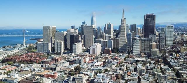 Free Walking Tour of San Francisco