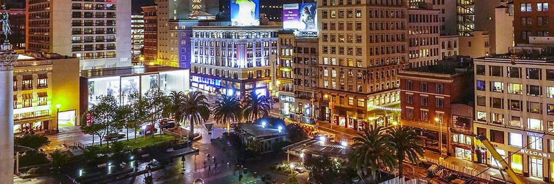 Shopping in San Francisco