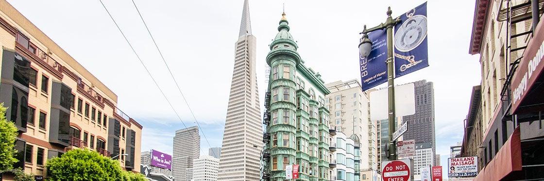 Little Italy San Francisco