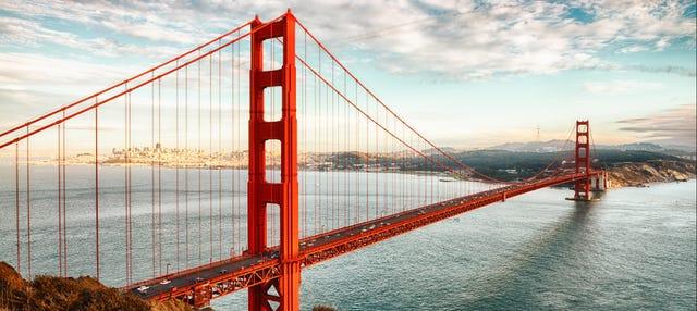 Paseo en avioneta por San Francisco