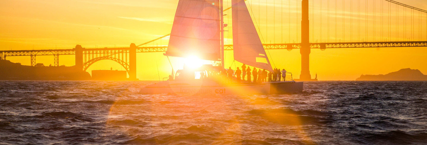 San Francisco Sunset Boat Ride