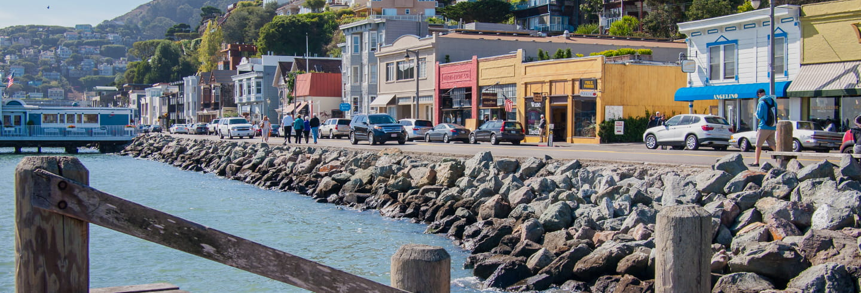San Francisco al completo + Sausalito