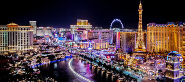 Tour de 2 días por Las Vegas y el Gran Cañón en avión