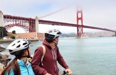 Tour en bicicleta por la bahía de San Francisco