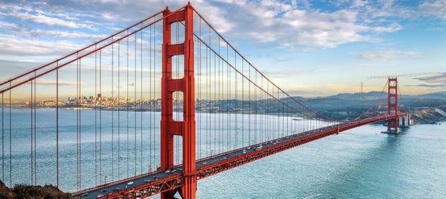 Tour en coche eléctrico por San Francisco