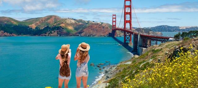 Tour privato di San Francisco con guida in italiano