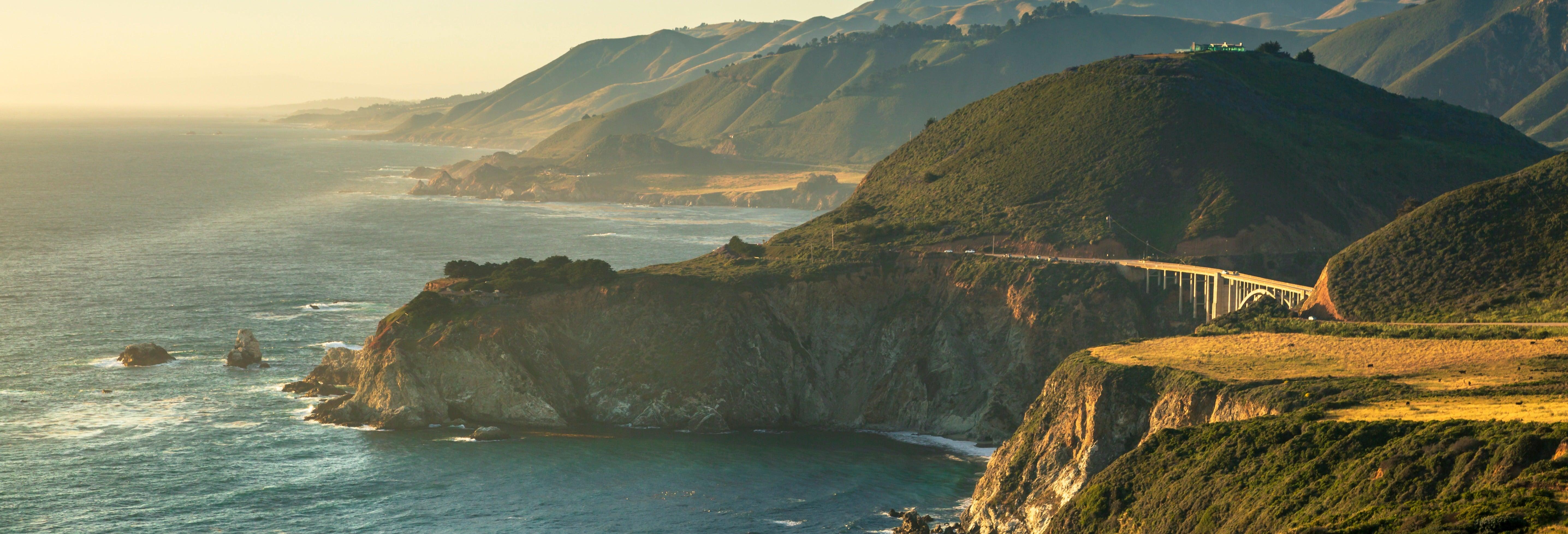 Tour de 2 dias de São Francisco a Los Angeles