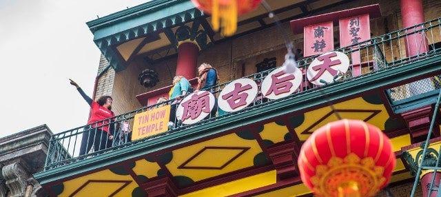 Visita guiada por Chinatown