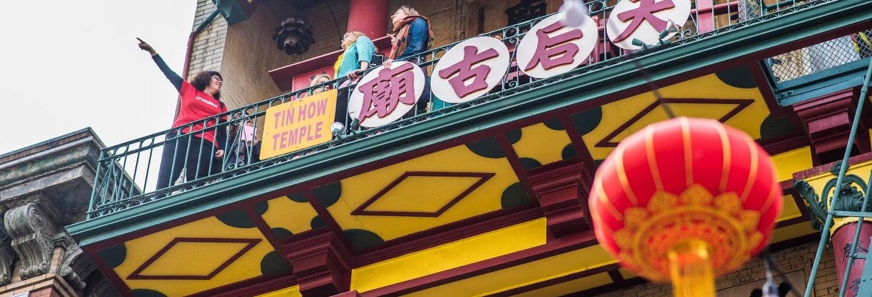 Visite du centre-ville et de Chinatown