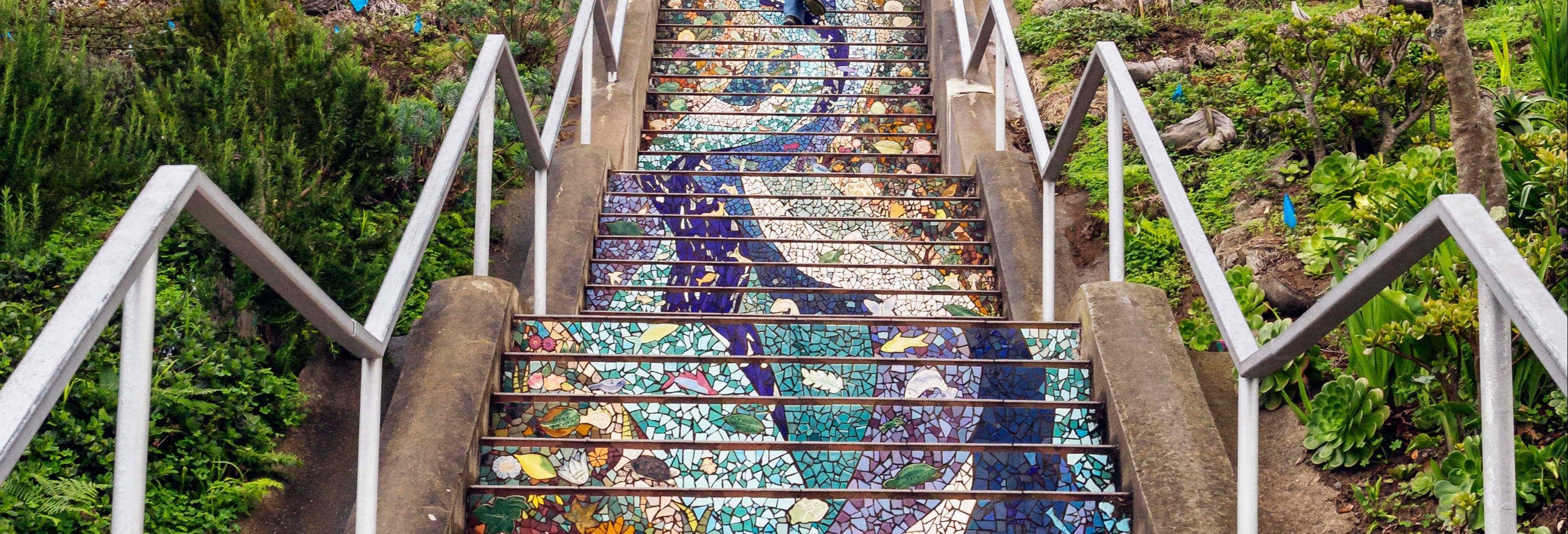 Visita guidata di Tiled Steps