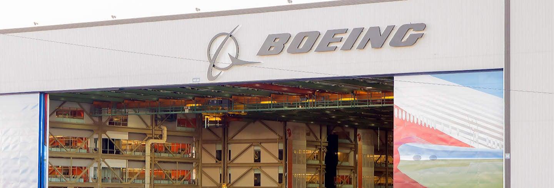 Excursión a la fábrica de Boeing