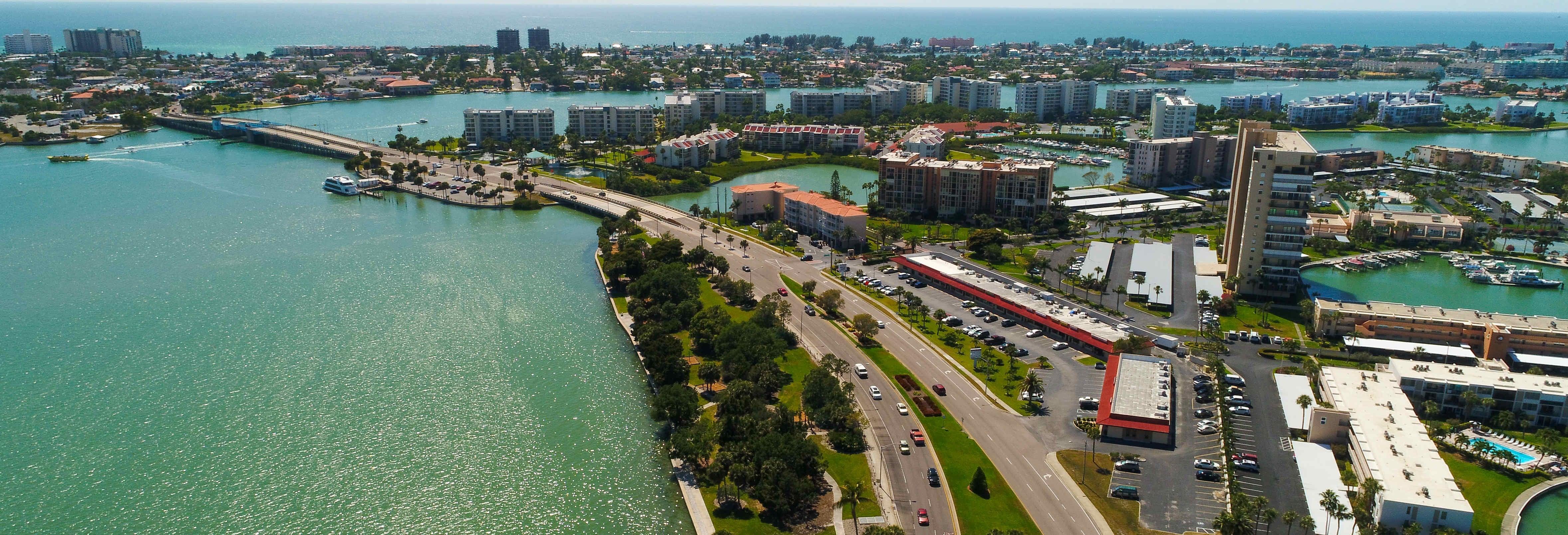 Paseo en helicóptero por Tampa