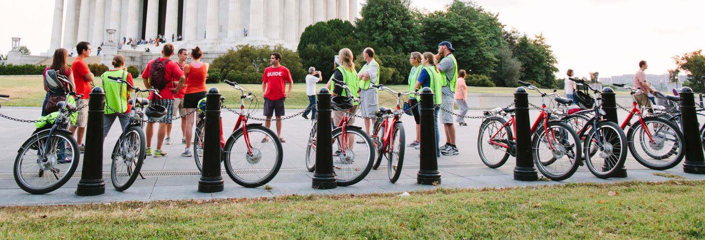 Arlington Cemetery Bike Tour