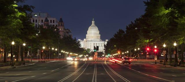 Tour nocturno por Washington DC