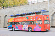 Autobus turistico di Tallinn