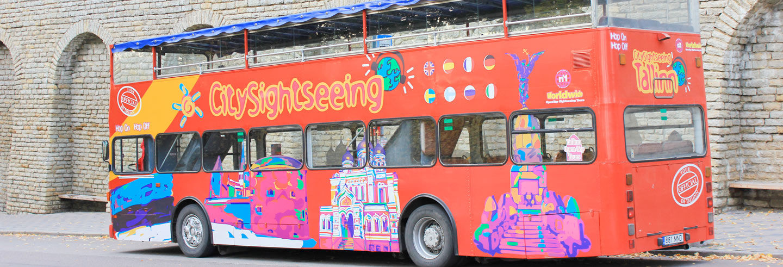 Autobús turístico de Tallin