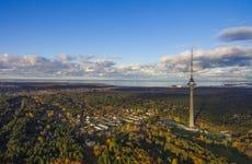 Biglietti per la Torre della Televisione di Tallinn
