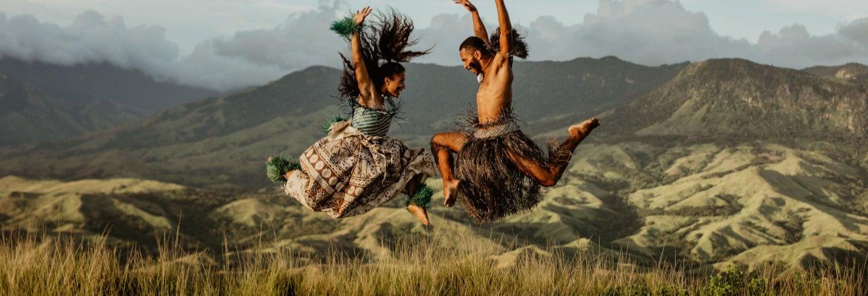 Espectáculo de danza tradicional