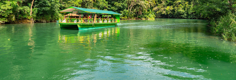 Crucero por el río Loboc