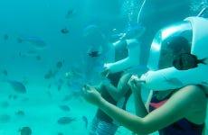 Seawalking a Boracay