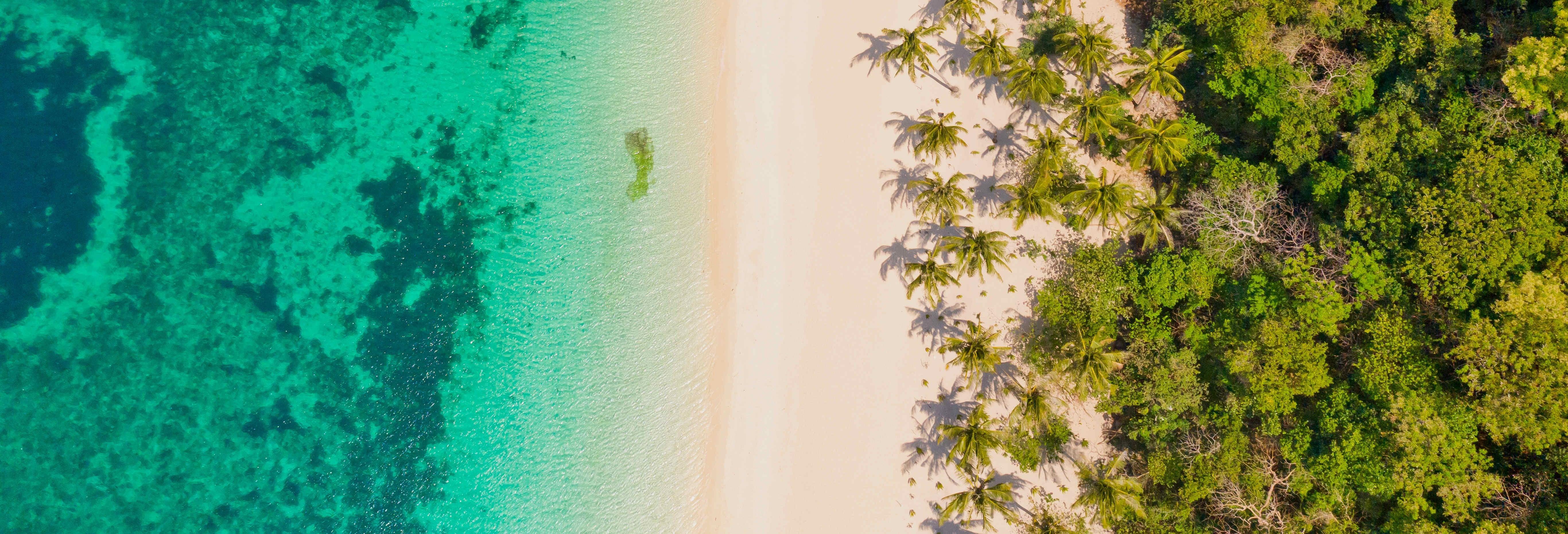 Tour privado por las islas de Boracay