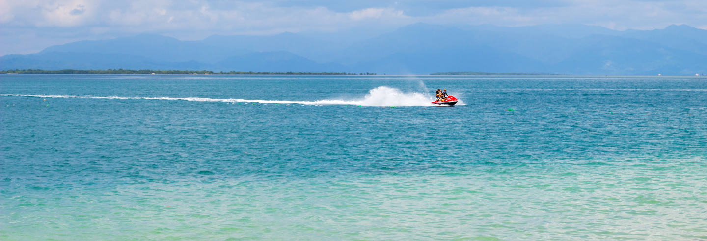 Noleggio di moto d'acqua a Coron