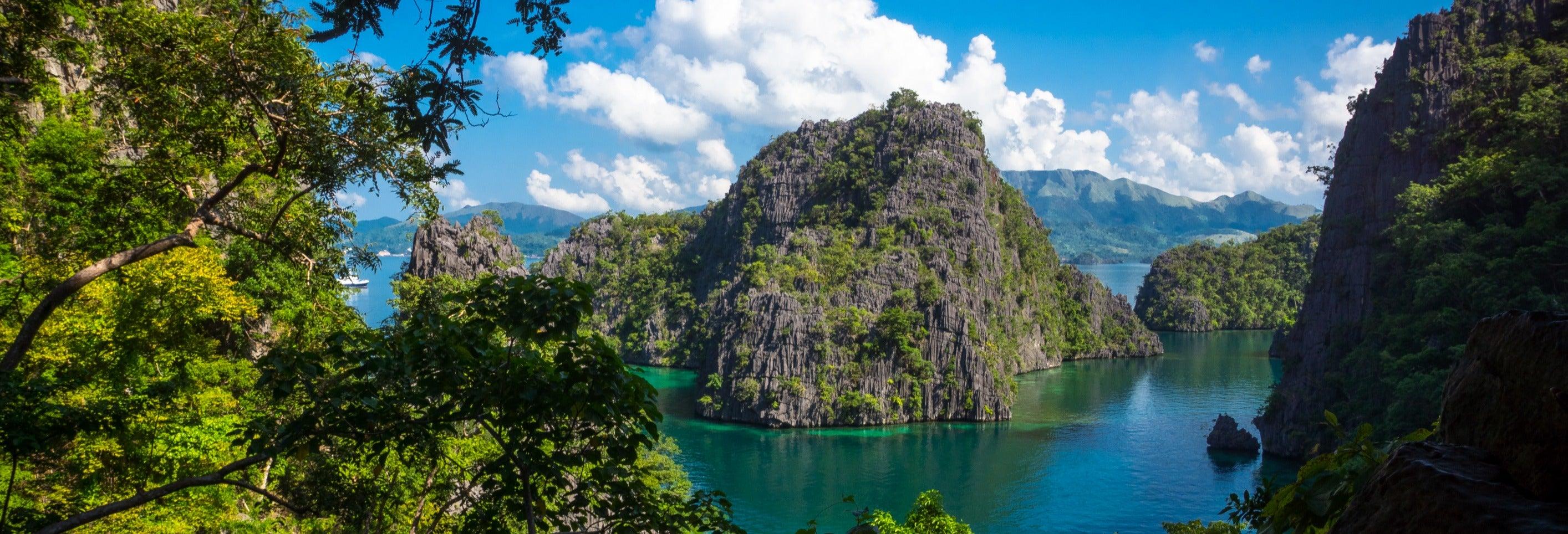 Tour por el lago Kayangan, Lagunas Gemelas y Skeleton Wreck