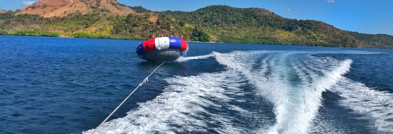 Coron Tubing or Banana Boat
