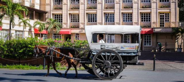 Contrastes de Manila