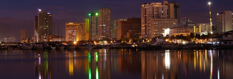Dîner-croisière dans la baie de Manille