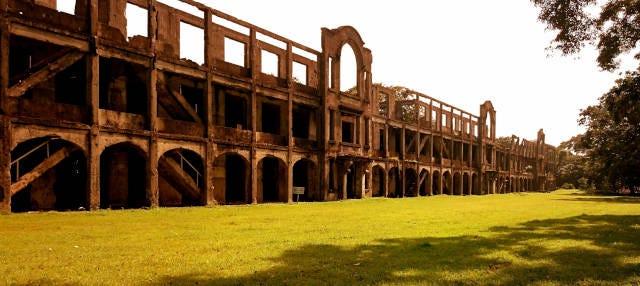 Excursión a la isla del Corregidor