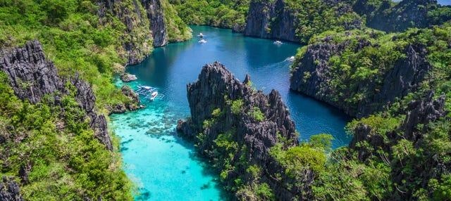 Tour de 10 días por Palawan para mochileros
