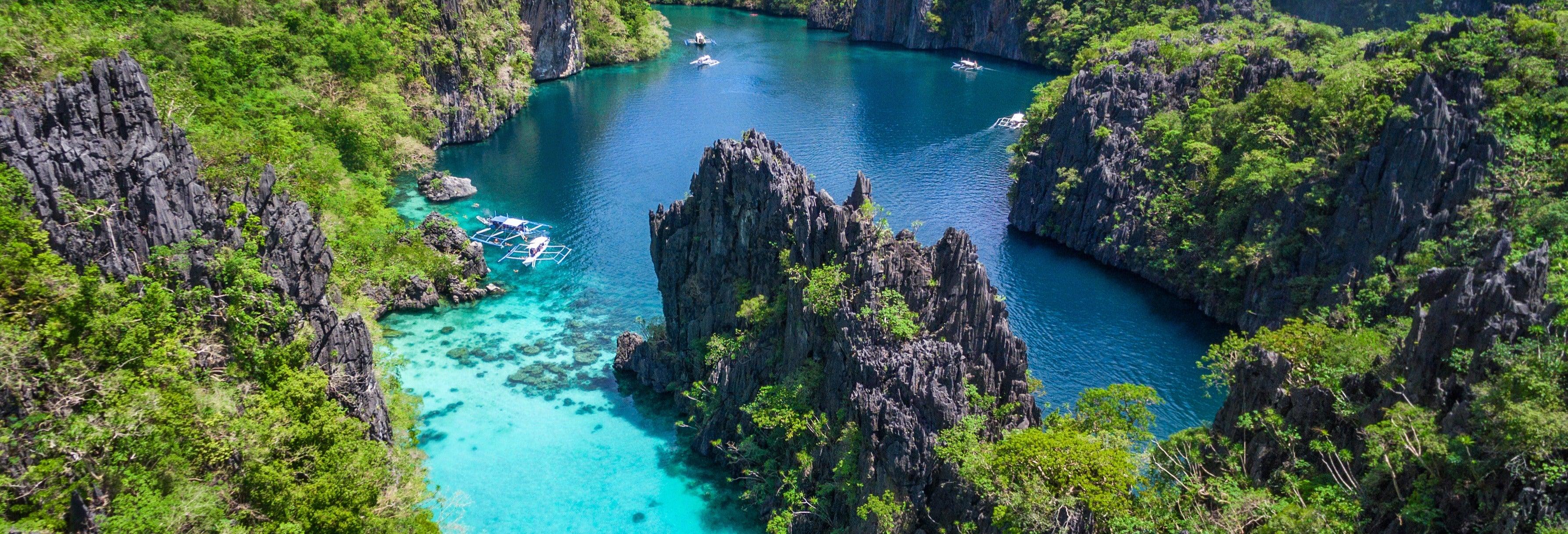 Tour de 10 dias por Palawan para mochileiros