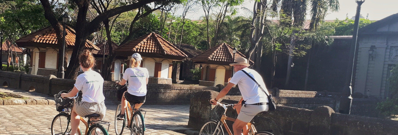 Tour di Intramuros in bicicletta di bambù