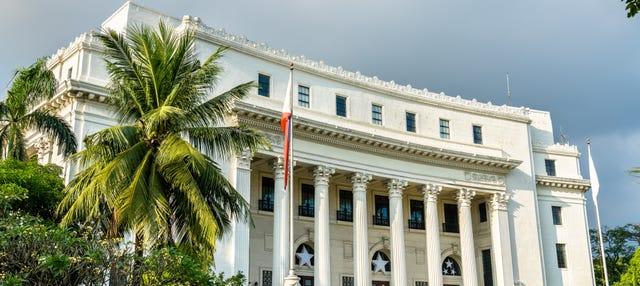 Tour privado por el Parque Rizal y museos de Manila