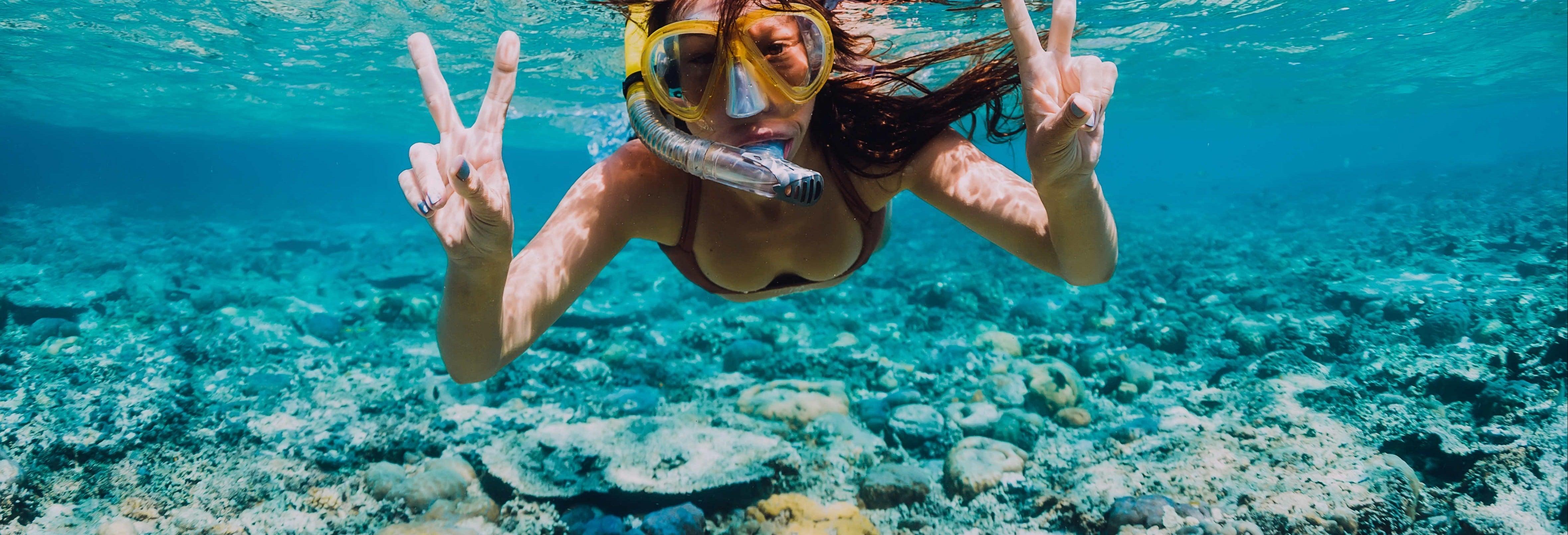 Snorkel en Moalboal