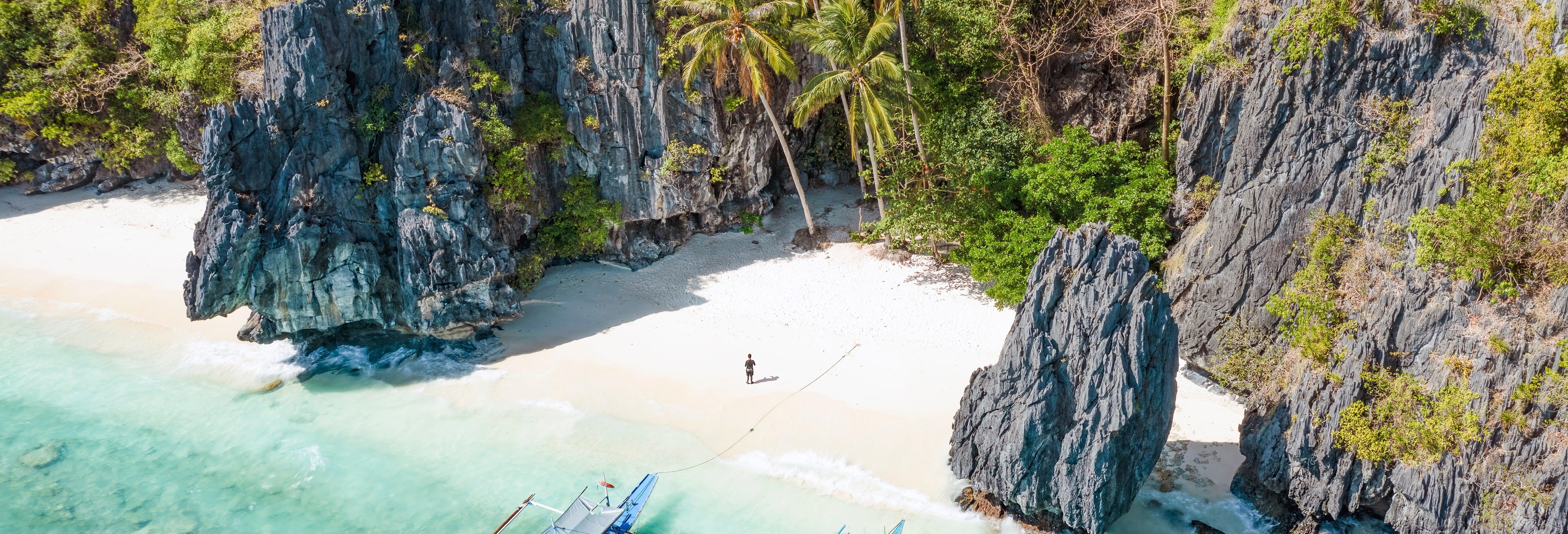 Excursion aux lagunes d'El Nido