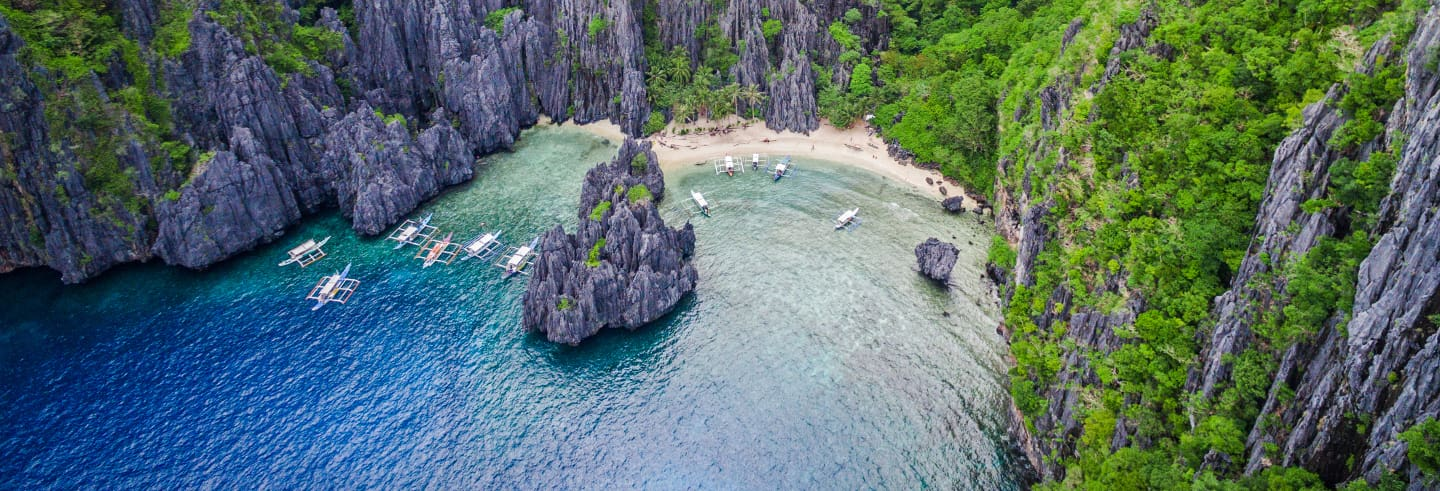El Nido Secret Beaches Tour