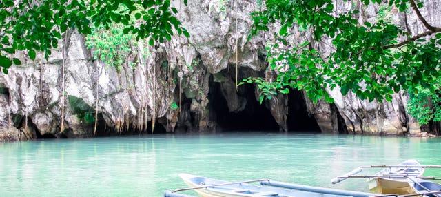 Tour por el río subterráneo de Puerto Princesa