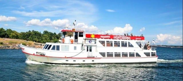 Helsinki Canal Cruise
