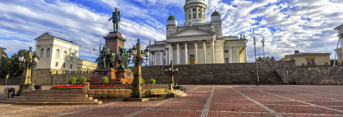 Free Walking Tour of Helsinki
