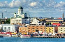 ¿Escala en Helsinki? Tour desde el aeropuerto