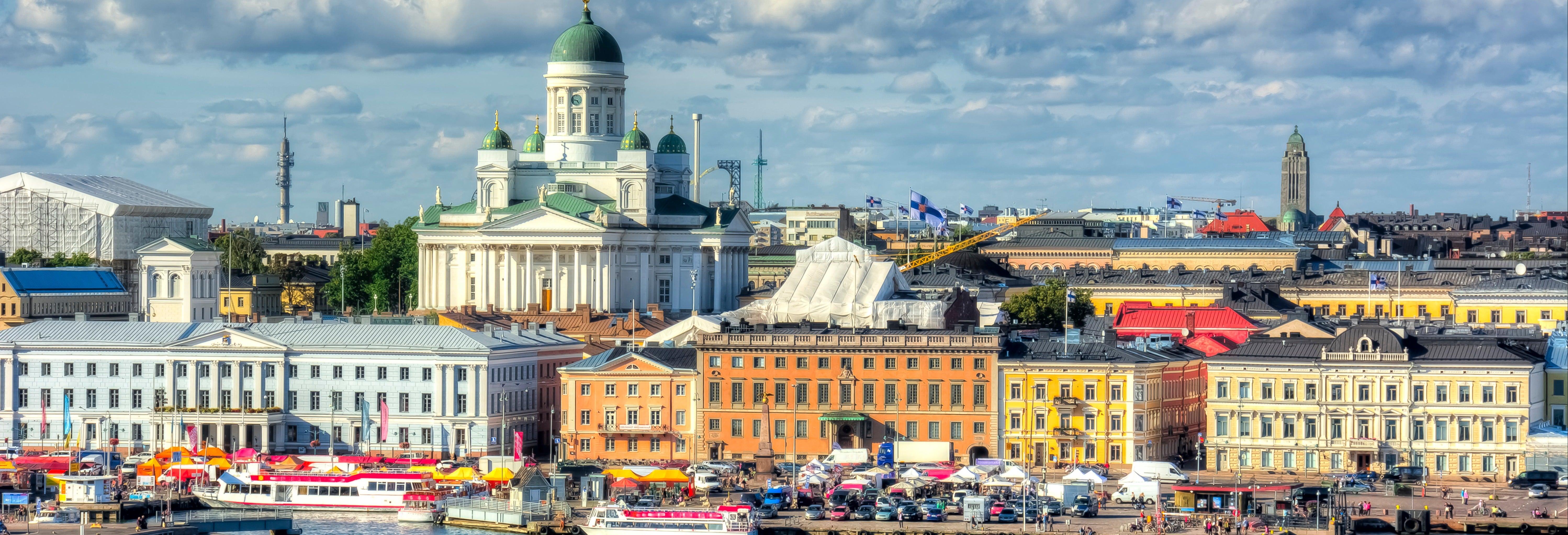 Visita guiada por Helsinki