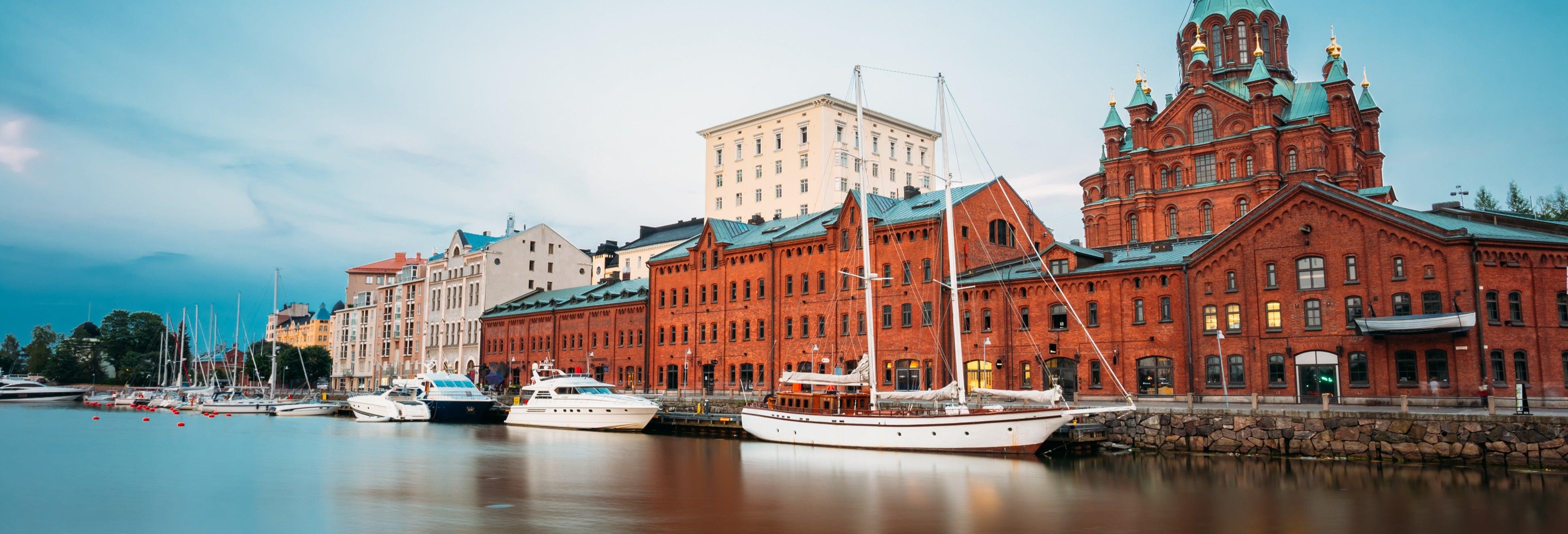 Tour privado por Helsinki con guía en español